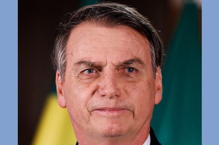 Photo: Brazilian President Jair Bolsonaro. April 2019. Photo Isac Nóbrega / PR (Brasília - DF, 04/24/2019)