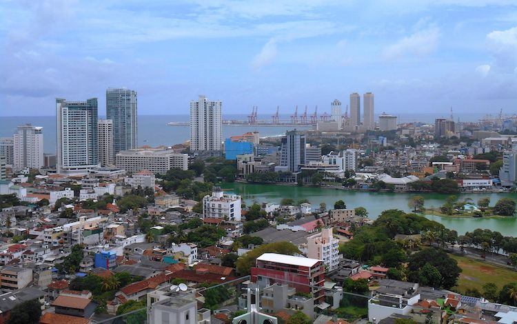Photo: Colombo City, Sri Lana. Credit: Wikimedia Commons.