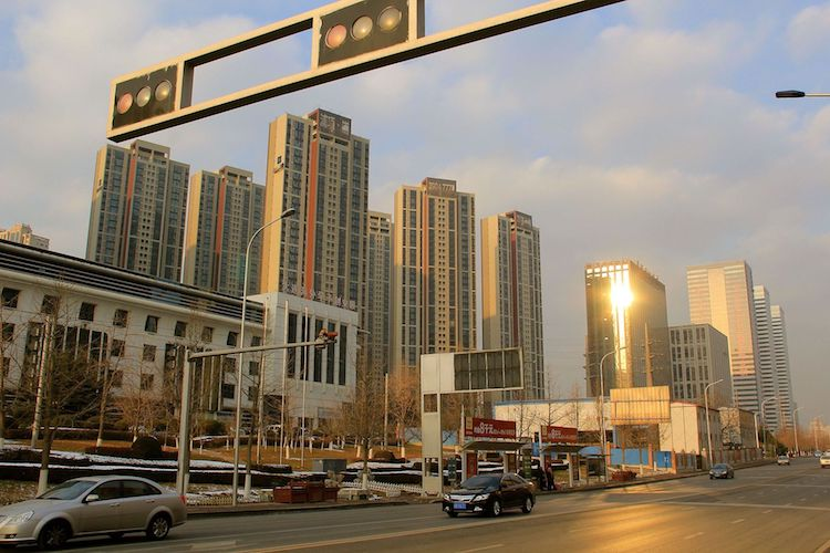 Photo: Dalian Hi-Tech Industrial Zone, Dalian, China. CC BY-SA 4.0