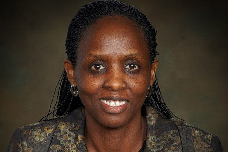 Photo: Dr. Agnes Kalibata, Rwanda's Minister of Agriculture and Animal Resources from 2008 to 2014. Source: IFDC Website