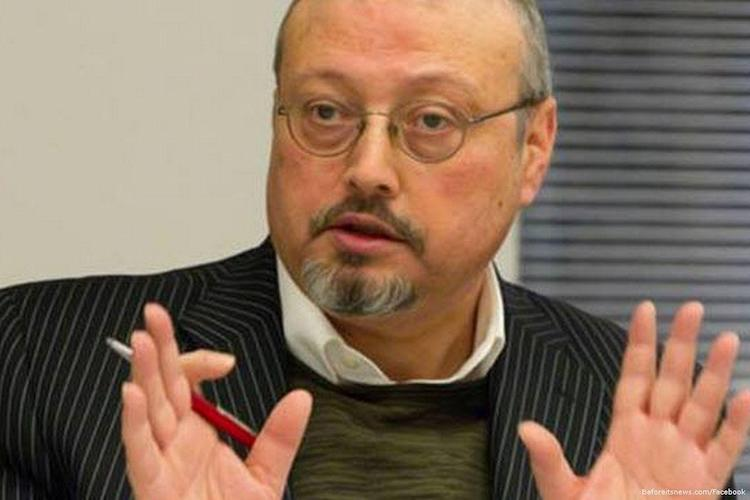 Photo: Saudi writer and media personality Jamal Khashoggi [Beforeitsnews.com/Facebook]