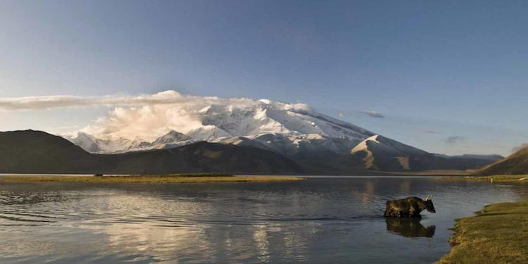 Photo: Karakul Lake, Tajikistan. Credit: UNCCD