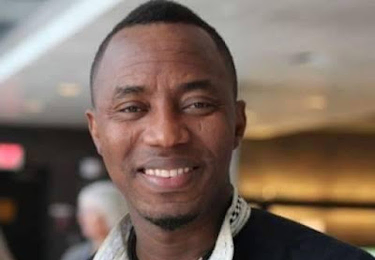 Photo: Omoyele Sowore | Credit: Daily Post Nigeria