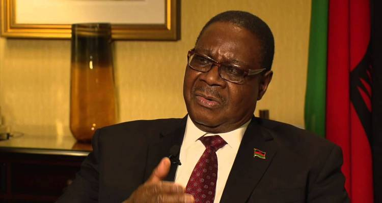 Photo: Peter Mutharika whose presidential victory in May 2019 was attributed to massive fraud. Credit: Malawi 24.