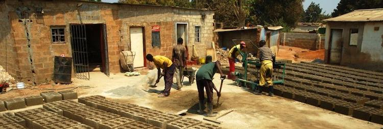 Photo: Slum upgrading. Credit: UN-Habitat.
