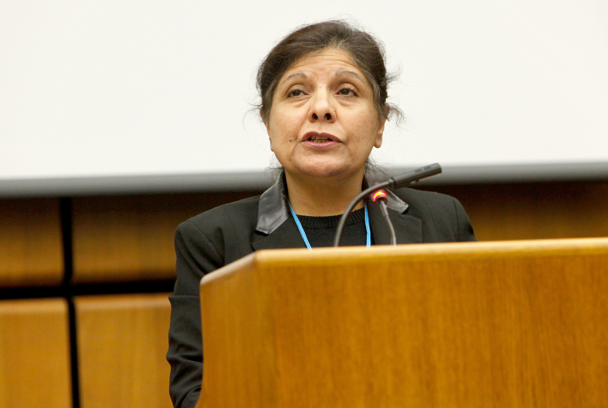 Photo: ESCAP Executive Secretary Dr Shamshad Akhtar. Credit: UNIDO | Flickr