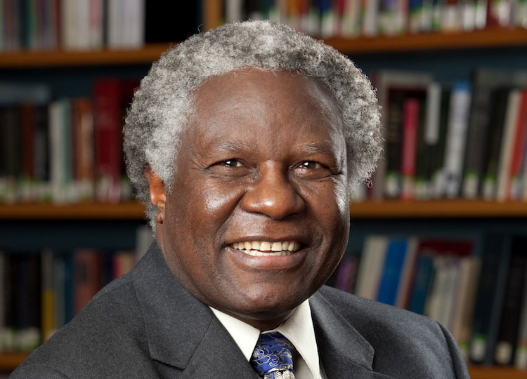 Photo: Professor Calestous Juma. Credit: The Breakthrough Institute