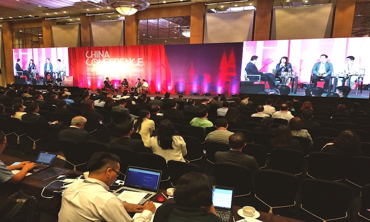 Photo: A glimpse of the China Conference. Credit: Kalinga Seneviratne | IDN-INPS.