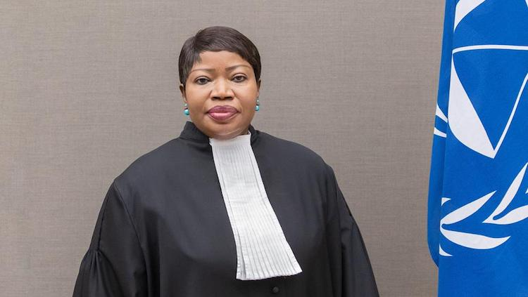 Photo: Prosecutor of the International Criminal Court, Fatou Bensouda. Credit: ICC