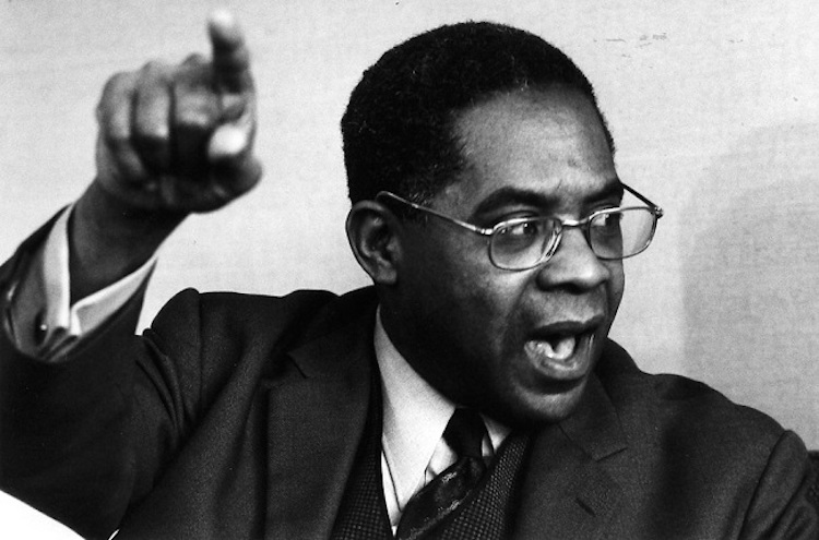Photo: Aimé Césaire. Source: Toward Freedom