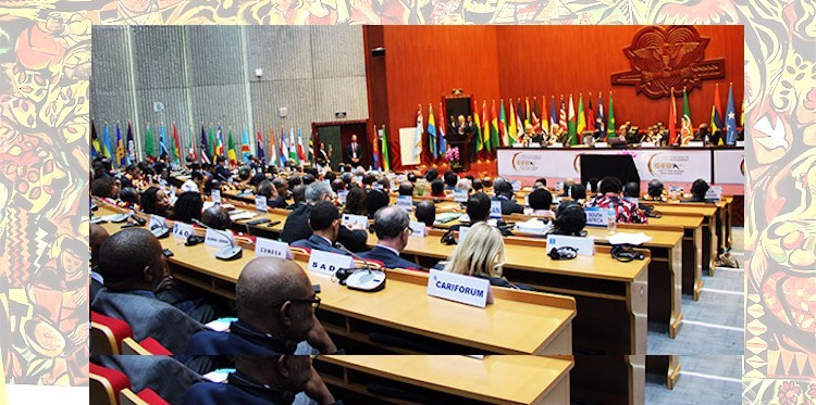 Photo: Plenary session of 2016 ACP Summit Papua New Guinea's Port Moresby. Credit: ACP Press