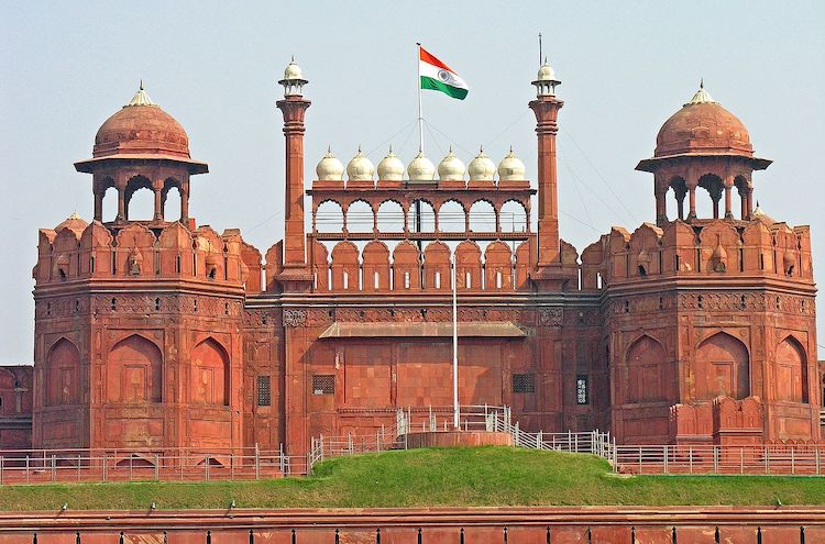 Photo: Indian Flag at the Red Fort, Delhi. CC BY-SA 2.0