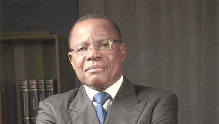Photo: Cameroon opposition leader Maurice Kamto. Credit: journalducameroun.com
