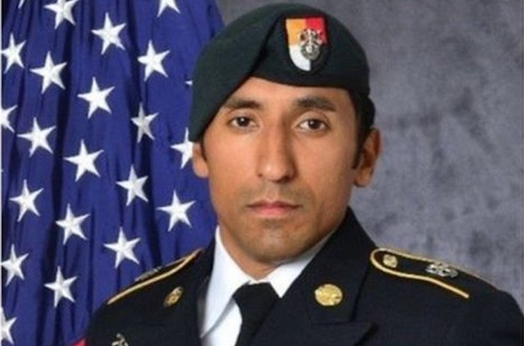 Photo: Staff Sgt. Logan Melgar was found dead of strangulation on June 4, 2017, in housing he shared with three other special operations forces personnel in Bamako, Mali. Credit: Army Times