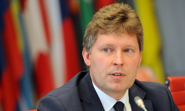 Photo: Ambassador Adam Bugajski. Credit: OSCE