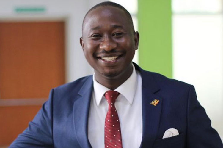 Photo: Ugandan investigative reporter and news anchor Solomon Serwanjja. Credit: NBS TV
